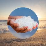Pourquoi l'eau de mer est salée ?