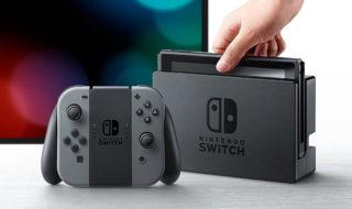 Nintendo Switch pas cher à sur Materiel.net : 281.90 €
