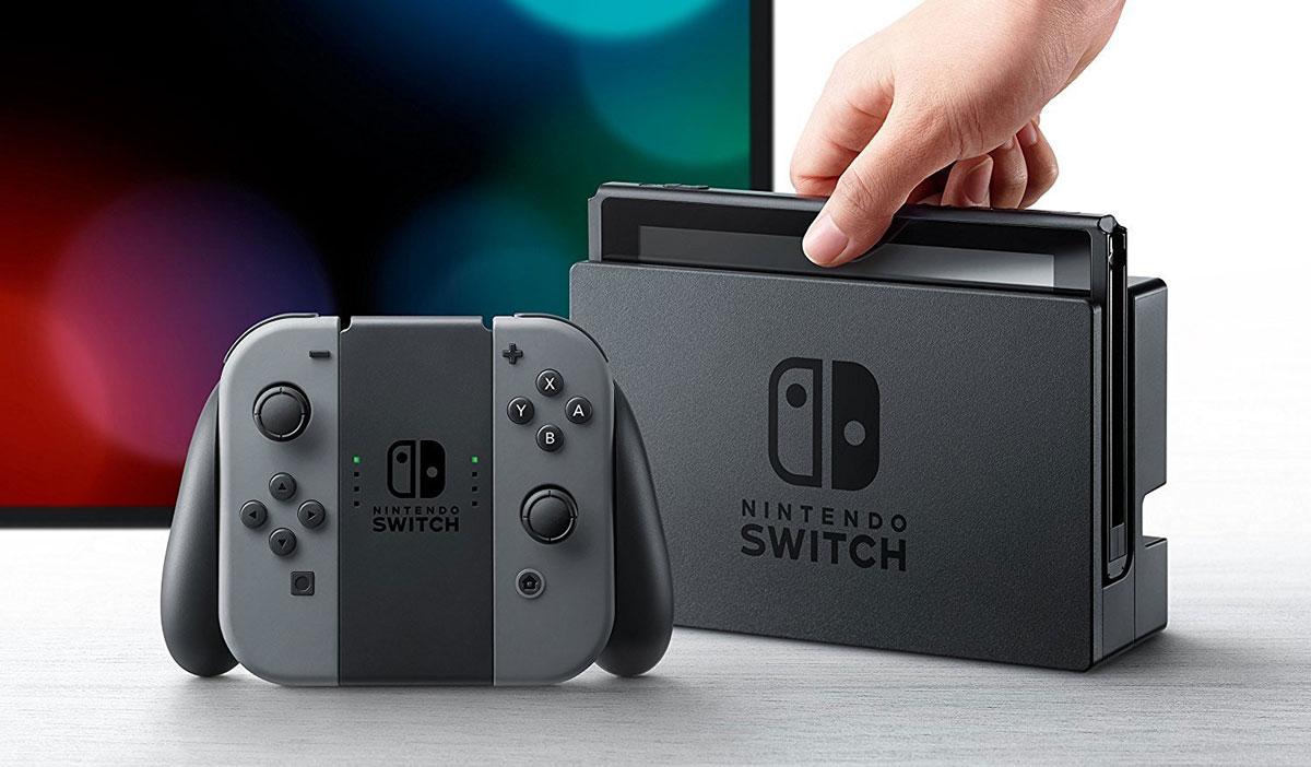 acheter au meilleur prix la nintendo switch