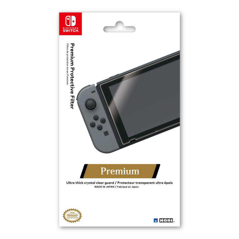 protection ecran premium nintendo switch