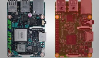 raspberry pi asus alternative puissante 4k ready tinker board