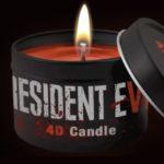 Resident Evil 7 VR : Capcom lance une bougie odeur sang pour vous plonger dans le jeu