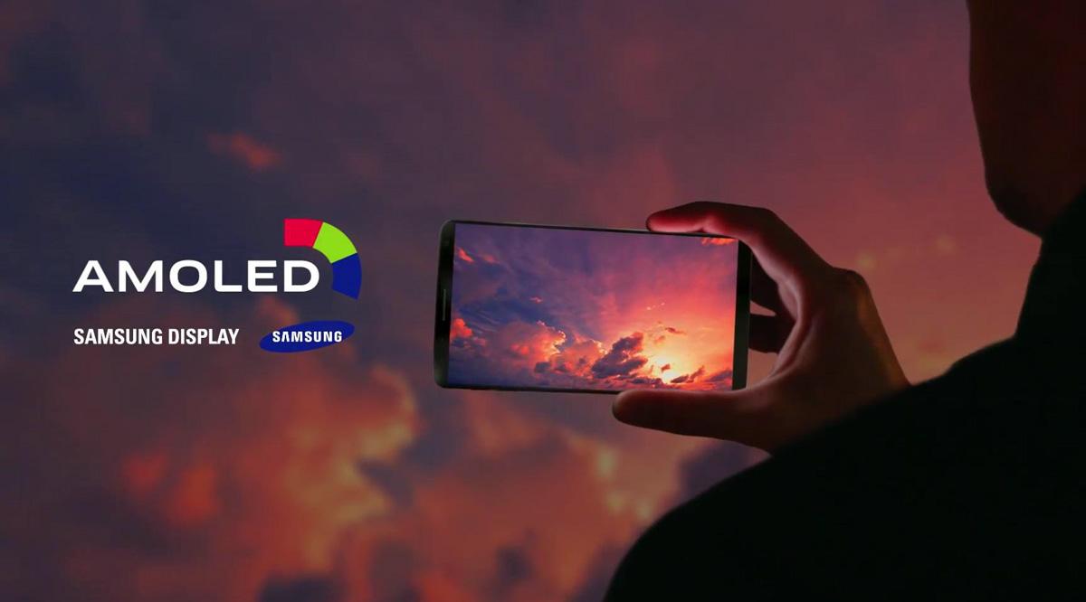 Deux nouveaux visuels pour le Galaxy S8 — Samsung