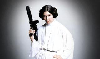 Star Wars Leia pétition princesse Disney