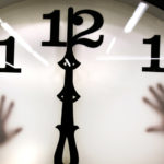 trump horloge apocalypse avance de 30s cause climat armes nucleaires