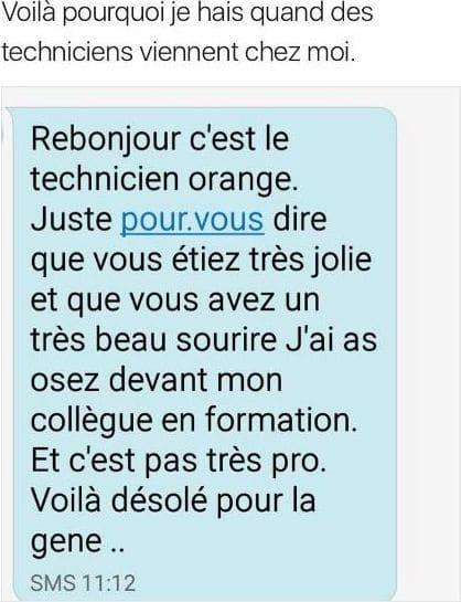 tweet orange