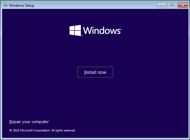 windows 10 demarre plus boot repair