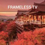 xiaomi mi tv 4 CES frameless