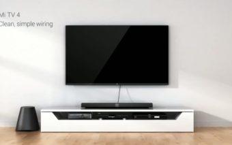 xiaomi mi tv 4 CES système complet