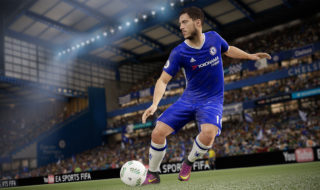 FIFA 18 sur Nintendo Switch : une première vidéo aux graphismes décevants