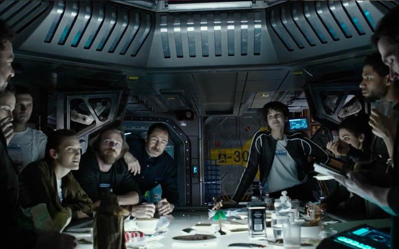 alien covenant il faut regarder ce prologue avant d 39 aller voir le film. Black Bedroom Furniture Sets. Home Design Ideas