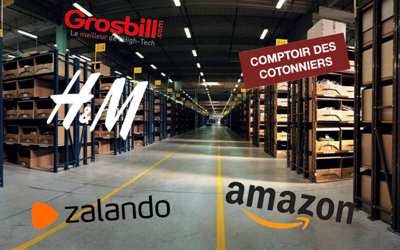 amazon grosbill sites vente ligne arnaque