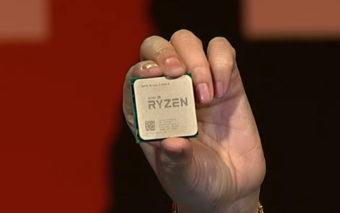 AMD Ryzen 7 1700 : il massacre un Intel i7 7700K dans un benchmark indépendant