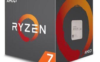Bon plan : Processeur AMD Ryzen 7 1700 Wraith Spire Edition (3.0 GHz) à 337.54€