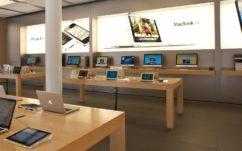 Un Apple Store se fait dérober 24 iPhone, les voleurs mastiquaient le câble anti-vol