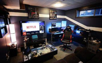 battlestation salon geek ultime