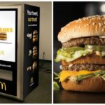 Distributeur big mac