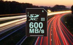 Cartes mémoire SD : la prochaine version va permettre plus de 600 Mo/s