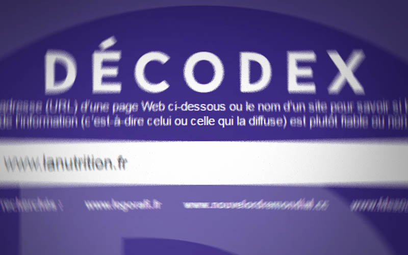 decodex le monde lance extension chrome contre desinformation