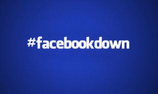 facebook panne panique