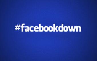 Facebook : grosse panne du réseau en France, c'est la panique !