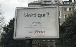 Free interpelle Jacquie et Michel dans sa dernière pub et les fait réagir !