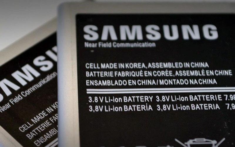 galaxy s8 presque meme batterie que celle du note 7