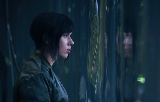 Nouvelle bande-annonce pour Ghost in the Shell avec Scarlett Johansson