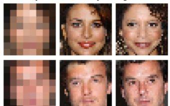 L'IA de Google peut rendre les images pixelisées plus nettes, comme dans NCIS !