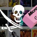 google microsoft empecher téléchargement illegal comment