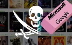 Google et Microsoft vont vous empêcher de télécharger illégalement, voici comment