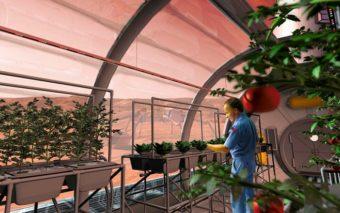 La Nasa dévoile sa stratégie pour construire des habitats sur Mars