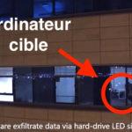 hackers volent fichiers led disque dur video