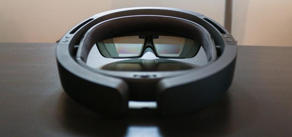 HoloLens prévue pour 2019