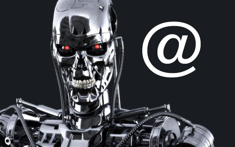 internet robots bots generent moitie trafic mondial