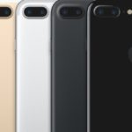 iPhone 7 coloris