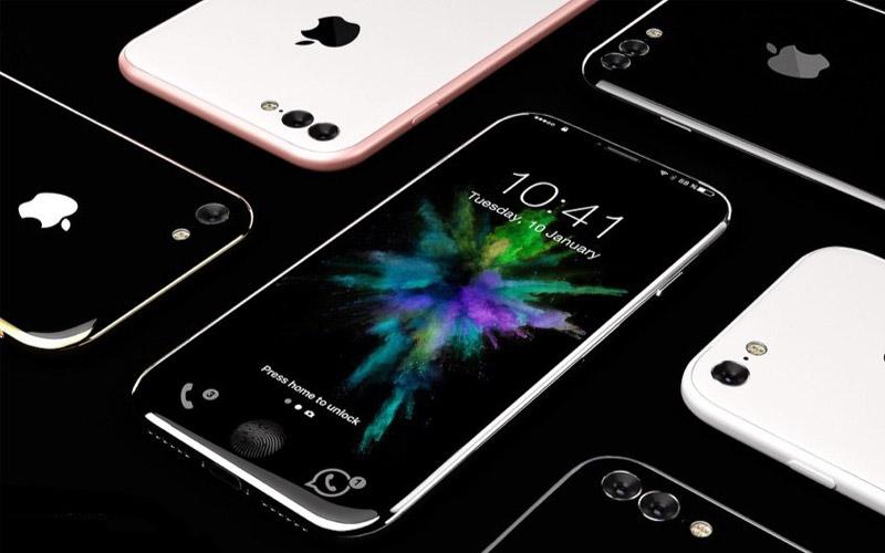 iphone 8 design verre acier precise nouveaux details brevet ecran touchid