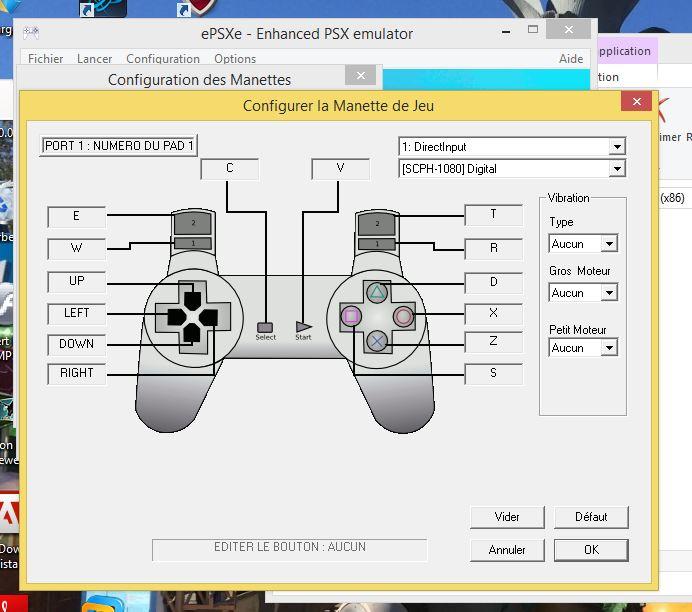 PSxsur PC tuto