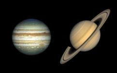 Jupiter et Saturne ne seraient pas nos boucliers anti-astéroïdes, mais on leur doit la vie