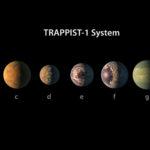 nasa trouve 7 planetes proches terre pourraient abriter vie