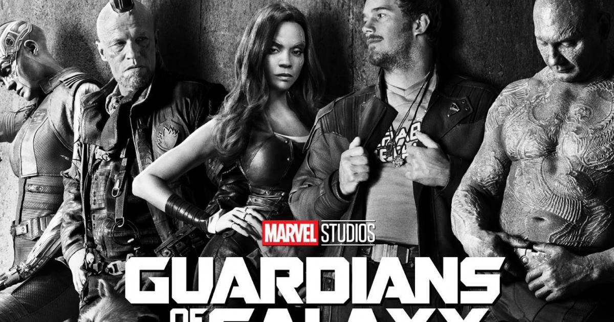 Les Gardiens de la Galaxie 2 poster affiche