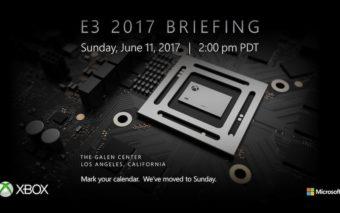 Microsoft dévoilera la Xbox Scorpio le 11 juin 2017 : tout ce qu'il faut savoir