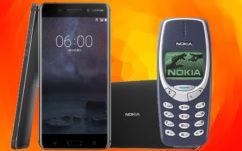 MWC 2017 : Nokia présenterait 3 smartphones et une réédition du 3310 !