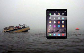 Ce capitaine navigue avec son iPad et s'écrase contre un ferry
