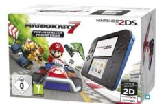 Bon plan Nintendo : la 2DS avec Mario Kart 7 + Tétris Axis + Resident Evil Revelations à 79.90 €