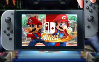 La Nintendo Switch n'aura pas assez de mémoire interne pour certains jeux dématérialisés