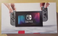 Nintendo Switch unboxing : ce premier déballage vidéo dévoile l'interface !