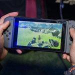 nintendo switch utiliser jeux seule console fois