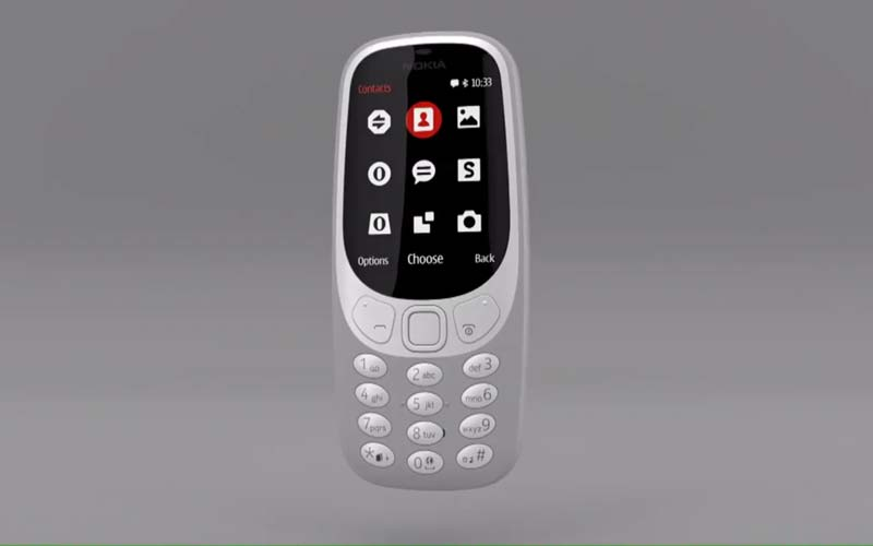 nokia 3310 de 2017 officiel