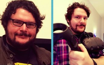 HTC Vive : jouer à des jeux VR peut vous faire perdre beaucoup de poids !